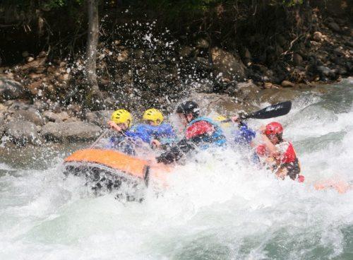 Rafting Ekur Guias
