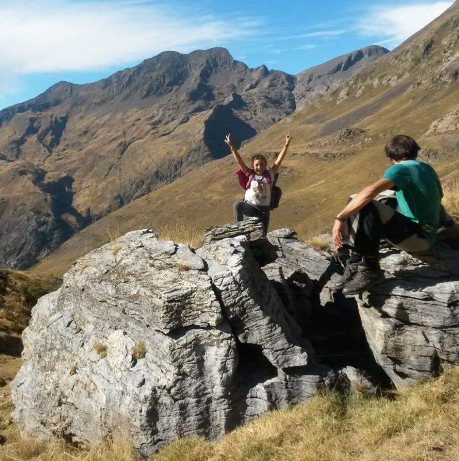 Senderismo en Benasque y Pirineos