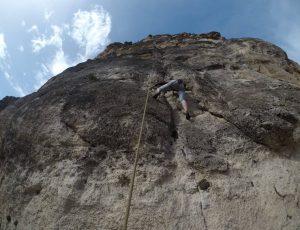 escalada con ekur guias
