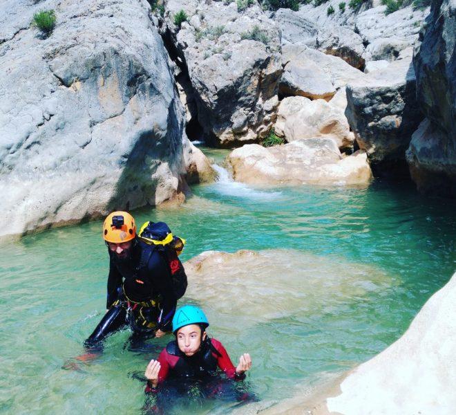 Brranquismo en Guara y Pirineos